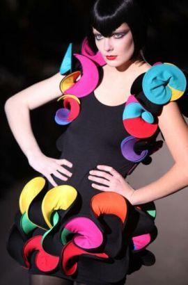авангардный стиль в одежде, фото одежды в авангардном стиле
