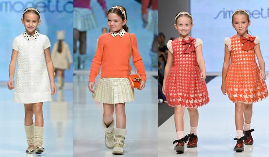 Детская мода 2013 неделя моды в милане