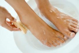 домашний скраб для стоп, как пользоваться скрабом для ног