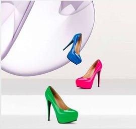 женская итальянская обувь Nando Muzi фото