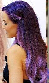 в какой цвет покрасить волосы на новый год 2013