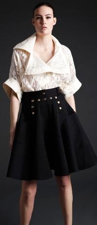 модные блузки на осень и зиму 2013-2014 с короткими рукавами фото