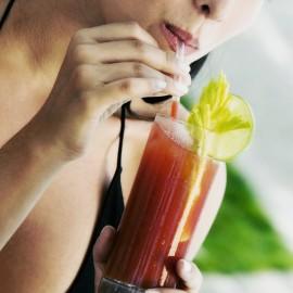 как перенести жару, что пить во время жары