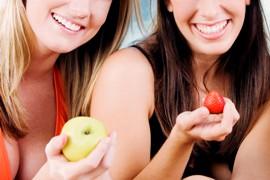 как перенести жару, правильное питание летом