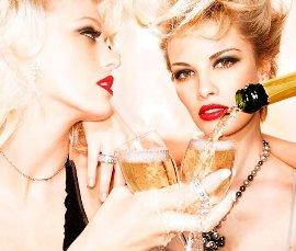 где заказать алкоголь хорошего качества, как приготовить коктейль с шампанским в домашних условиях