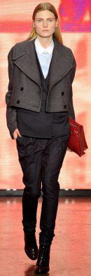 короткие женские куртки осень 2013 фото