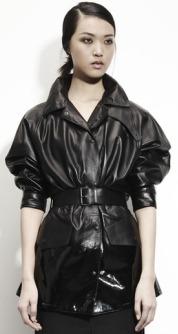 Кожаные куртки осень зима 2013 2014 namewoman