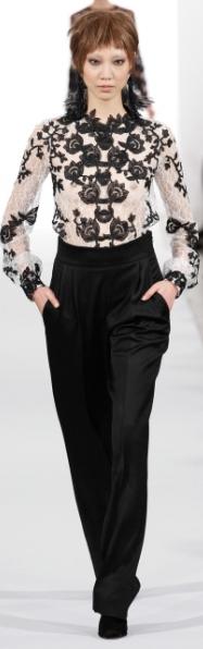 3b789eddf3c Женские модные блузки 2015 (45 фото моделей сезона осень-зима ...