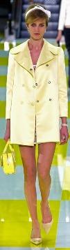 женское пальто весна-лето 2013 фото