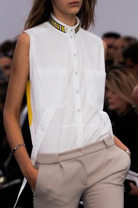 фото блуза без рукавов