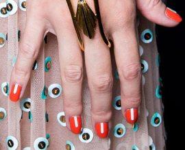 модный маникюр для длинных ногтей весна-лето 2014