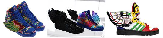 Модные женские кроссовки 2013 фото Adidas
