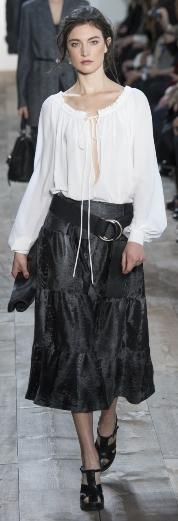 Фото белых блузок женских 191