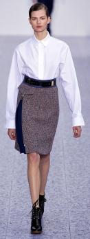модные рубашки для женщин осень-зима 2013-2014 фото