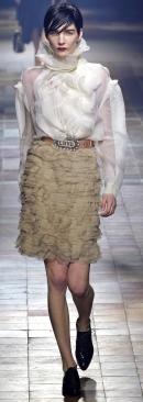 блузки во французском стиле на осень 2013 фото