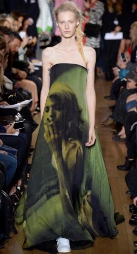 модное повседневное платье 2014 в пол