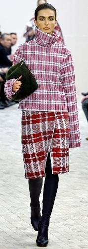 Юбки с запахом осень зима 2013 2014 фото