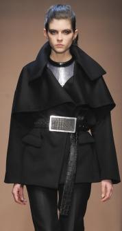 модные куртки-кимоно осень 2013 фото