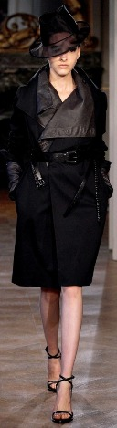 Модные пальто и плащи весна-лето 2013