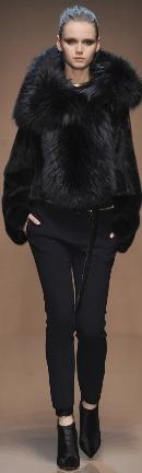 модные шубы из меха разной длины: фото коллекций осень-зима 2013-2014