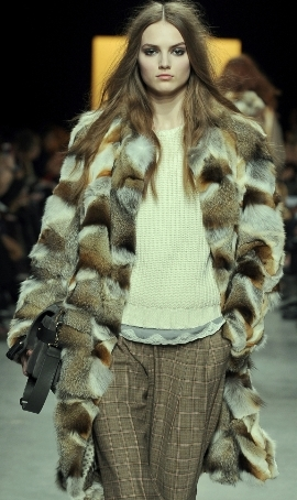 модные женские шубы осень-зима 2013-2014 фото