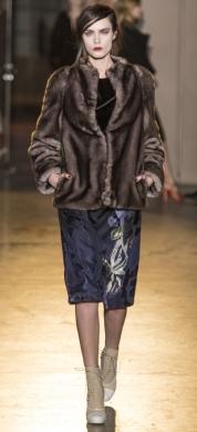 какие шубы будут в моде зимой 2013-2014
