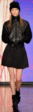стеганые куртки осень 2013 фото