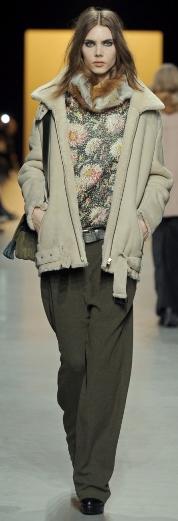 модные дубленки 2013-2014 из овчины фото