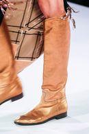 модные женские сапоги осень-зима 2013-2014, фото из последних коллекций