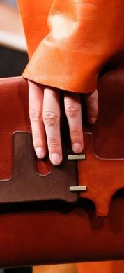 фотографии модного маникюра весна-лето 2014: актуальные длина и форма ногтей