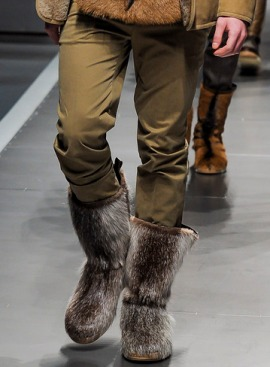 модная мужская обувь осень-зима 2013-2014 фото