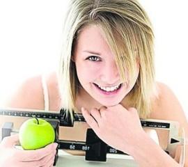 на гречневой диете за месяц похудела