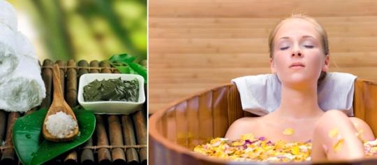 какие процедуры для тела можно делать в бане