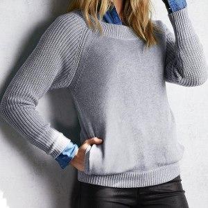 женская джинсовая рубашка с чем носить