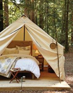 тканый шатер в сад на дачу фото