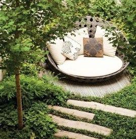 какую мебель выбрать в сад