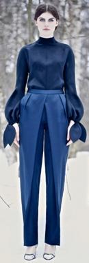 самые модные блузки осень-зима 2013-2014 фото