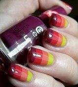 модные лаки для ногтей осень-зима 2013-2014 фото