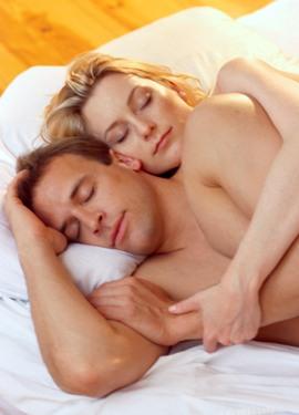 Польза секса перед сном