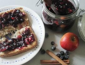 джем в хлебопечке рецепт с фото, джем из замороженных ягод в хлебопечке