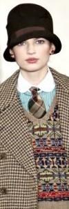 виды галстуков для женщин