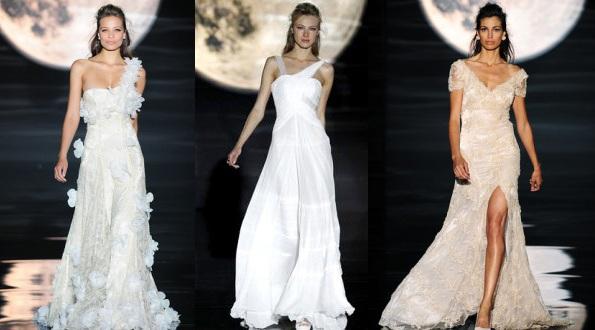 фотографии свадебных платьев 2011 года