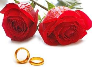 От зеленой весны до богатой красной осени. Годовщины свадеб