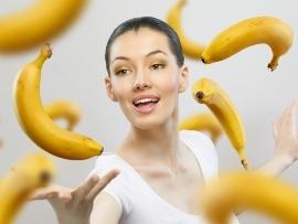 простые банановые десерты