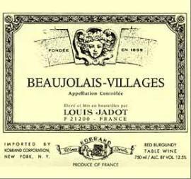 Что надо знать о Божоле (Beaujolais). Божоле Нуво