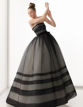 b9ad863cd5e Черное свадебное платье – отличный выбор! Фото-подборка самых ...