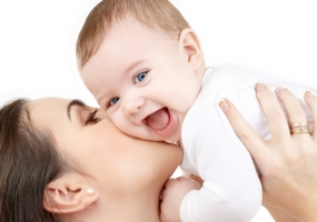 Чистота и порядок в доме с младенцем