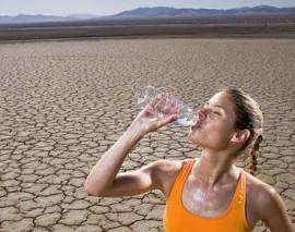Что пить во время жары