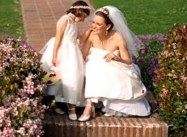 фото дети на свадьбе