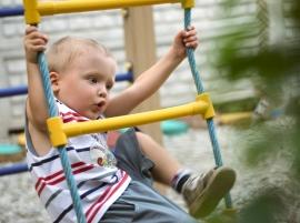 детские игровые площадки: выбор и правила планирования